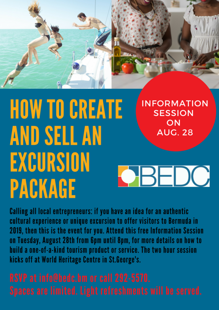 How To Create And Sell An Excursion Package