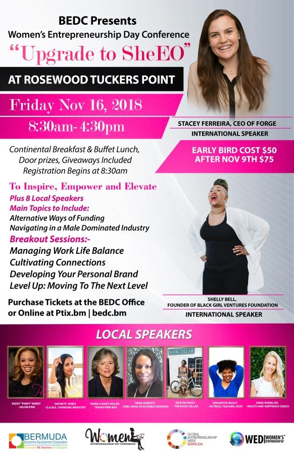Women's Entrepreneurship Day Conference