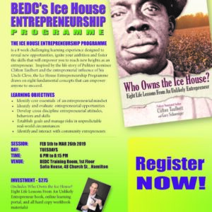 Ice House Entrepreneurship Course