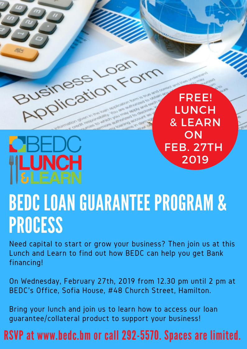 BEDC Loan Guarantee Product & Process (1)