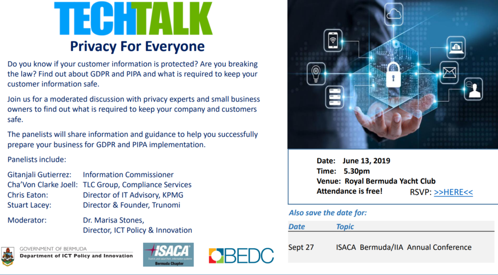 TechTalk - Privacy For Everyone