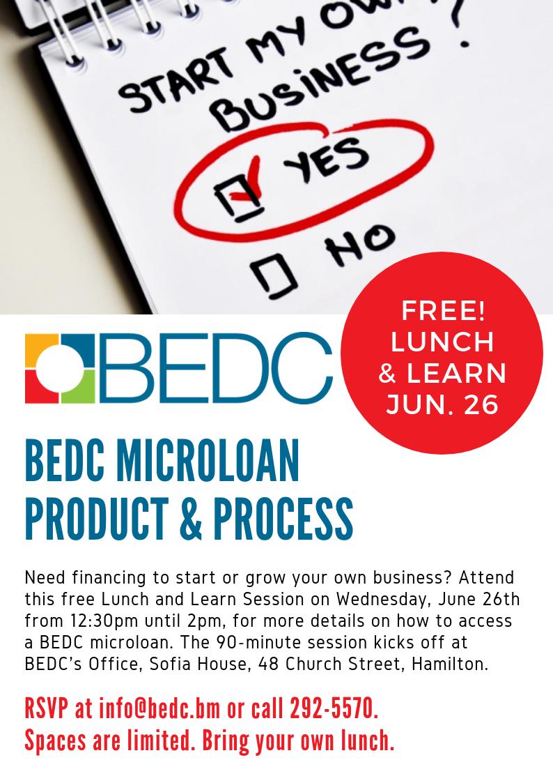 BEDC Microloan Product & Process