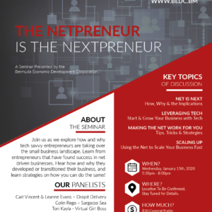 The Netpreneur Is The Nextpreneur